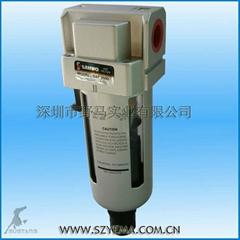 三和空气过滤器 气源处理器 SAF4000