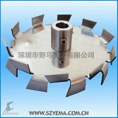 高速分散盤 MT-G3 不鏽鋼材質 可承接非標準定製