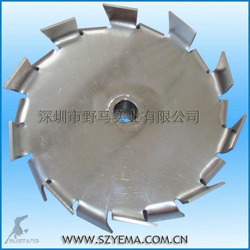 高速分散盤 MT-G3 不鏽鋼材質 可承接非標準定製 2