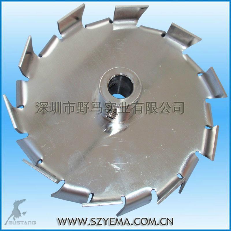 高速分散盤 MT-G3 不鏽鋼材質 可承接非標準定製 3