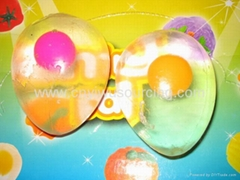 Egg Shape Smash Water Ball