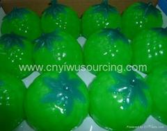 Pineapple Design Splash Water Ball