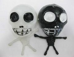 Skull Splat Water Ball