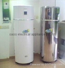COMMERCIAL CENTRAL INDUCTION WATER HEATER