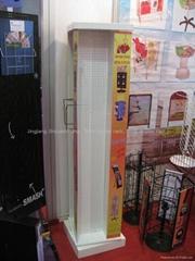 metal  display, POP Display, cell phone display