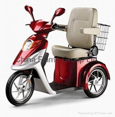 Electric Tricycle/Electric Mobility Scooter/Electric Disabled Scooter