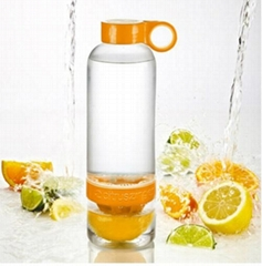 Lemon Water Bottle/Lemon Juice Bottle/Vitality Juice Source Lemon Cup