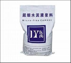 Micro-fine Cement