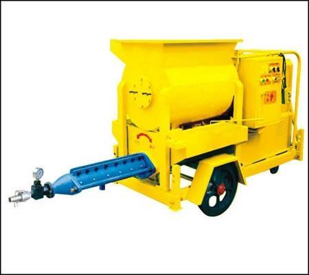 帶攪拌電動水泥砂漿灌漿機 1
