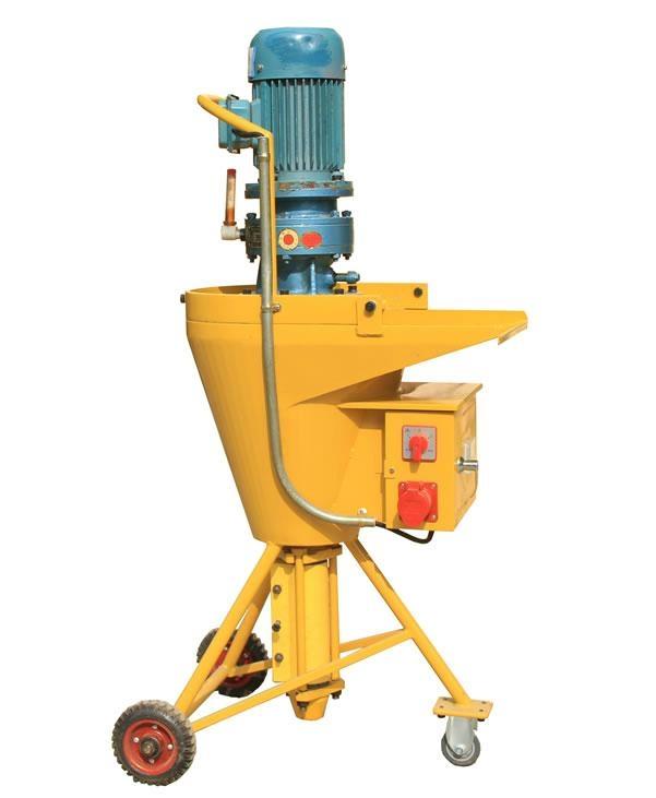 小型螺杆式水泥灌漿泵DYZJ-04 1