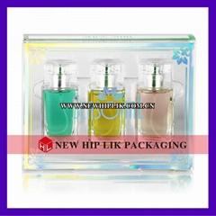 香水透明膠盒