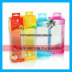 婴童产品透明胶盒