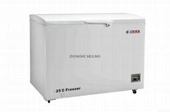 -25°C Chest freezer
