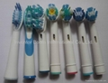Electrical Toothbrushes head