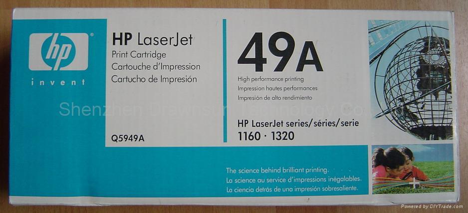 HP 5949A 硒鼓 1