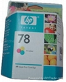 惠普墨盒6578D
