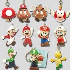 Mario Keychain toys