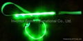 Flashing LED Dog/Pet Leash, Comes with CE and RoHS Marks