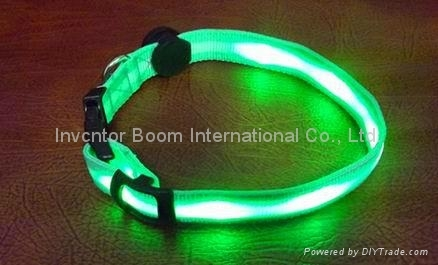LED发光狗圈