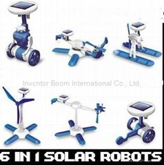 Fashion Solar Robots,6 I