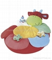 Blossom Farm Nibbles Mouse Sit Me Up Cosy Baby seat Baby sofa Baby bed