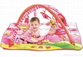 Tiny Love Lights & Music Baby 3D Activity Gym Gymini Super Deluxe Infant