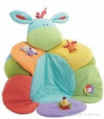 ELC Blossom Farm Sit Me Up Cosy-Baby Seat,Baby Play Mat, Play Nest,Baby Sofa