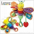 Lamaze Play & Grow Freddie the Firefly Take Along Toy baby toys butterfly toys
