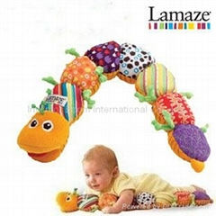 Lamaze Musical Inchworm Baby plush toys Musical toys Gifts toys baby products
