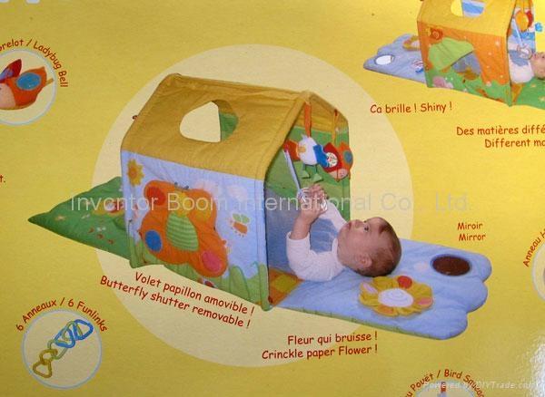 Bawigo Baby Game Blanket Crawling Pad