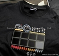 Electronic Drum Machine Shirt Wearable DJ Quality Drum Machine Thumps out Sweet