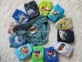 Cute Cartoon Mixed Designs Boy's Briefs Children Underwear