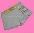 Girl Boxer  Girl Cotton Underwear Shorts Flat Briefs  2