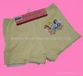 Girl Boxer  Girl Cotton Underwear Shorts Flat Briefs