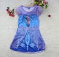 Frozen Girls Dress 2014 Summer Frozen Dress Princess Frozen Elsa, Frozen Anna
