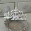 Frozen Anna Tiara Crown Plum Hair Jewelry Anna Crystal Fashion Headband