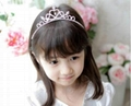 Real Hairbands New 2014 Accessories Cute Children Kids Girls Rhinestone Princess