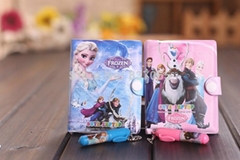 Frozen Notebook With Pen Frozen School Supplies Student Notebook