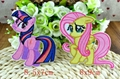 My Little Pony embroidery patch Cartoon Iron On Patches Appliques For Clothes