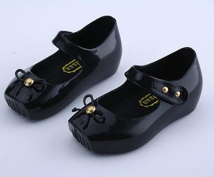 Chaussure Fille Promotion Embossed Rubber Elsa Shoes New ...