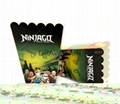 Popcorn Boxes The New Ninjago Trolls Theme Birthday Party Baby Shower Party