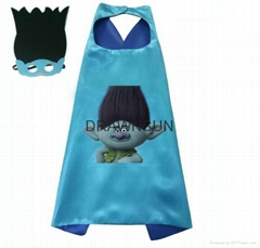 Trolls Cosplay Capes Mas