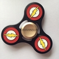 Avenger Cartoon Batman Spider Flash Superman Green Lanten Deapool Metal Fidget