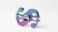 Adults Kids Causual Toys Hand Tri-Spinner Professional EDC Ceramic Bearing Torqb