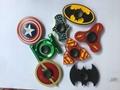 Batman Wonder Women Superman Star Wars Deadpool Cartoon Spinners Toys Skinner