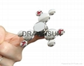 Mickey Shape Fidget HandSpinner Alloy Cartoon Spinning Top Gyro Toys Metal Finge 12