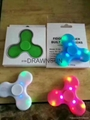 Hand Spiner Wireless Bluetooth Speaker Creative Funny Fidget Spinner Skinner 1