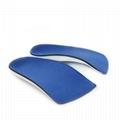 Unisex 3/4 Length Orthopedic Orthotics Arch Support Shoe Insoles Pad Cushion  6