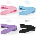 Height Increase Adult Insole Adjustable 3-Layer 7CM Air Cushion Invisible Pads