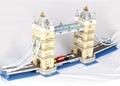 Lepin 17004 4295pcs/Set London Bridge Model Building Kits Brick Kids DIY Toys